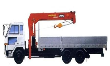 crane pickup